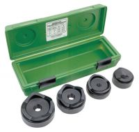 Manual Round Standard Knockout Punch Kits, 2 1/2 in - 4 in