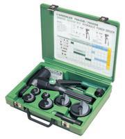 Quick Draw Hydraulic Punch Kits, 7/8 in - 2 3/8 in, 10 gauge (mild steel)
