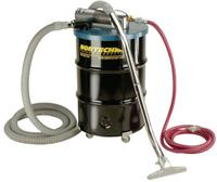 Complete Vacuum Unit, 55 gal, 24 in Crevice Tool and 4 in Wand