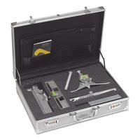 Contour Worker Kit, #1 Mrker;Radius Mrker;#7 Centring Head;Level;Soapstone Holdr.