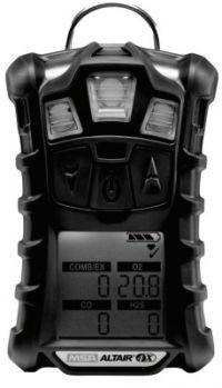 MSA Altair 4X Multigas Detectors, 1.31 in x 4.4 in