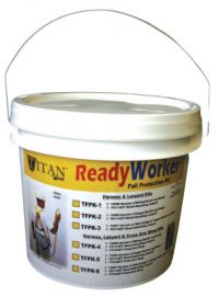 Miller® by Honeywell Titan ReadyWorker Fall Protection Kits