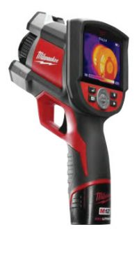 Milwaukee® Electric Tools M12™ Thermal Imager Thermal Imaging Camera