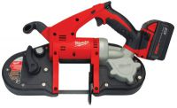 Milwaukee Electric Tools M18 Cordless Band Saws, 18V 18 in