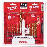 TiN SHOCKWAVE Kits, 29 Piece