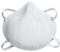 MOLDEX 2200 Series N95 Particulate Respirators, Half-facepiece, Non-Oil Use, Sm