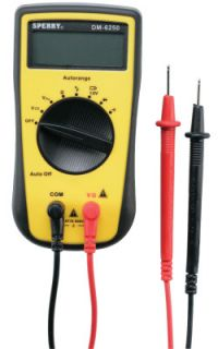 62 Series Digital Multimeters, 7 Function, 19 Range