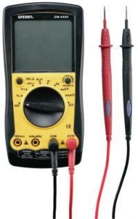 64 Series Digital Multimeters, 9 Function, 35 Range, 10 A