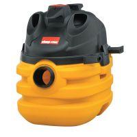 Portable Wet Dry Vacs, 5 gal, 5.5 hp