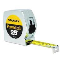 "STANLEY 33-835 1/""X35/' POWER LOCK TAPE MEASURE"