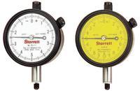 25 Series AGD Group 2 Dial Indicators, 0-50 Dial, 1 in Range
