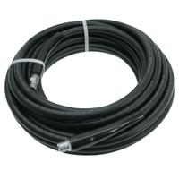 Neptune 3000 Pressure Washer Hose, 3/8 in  In Dia, 3/4 in  Out Dia, 100 ft, Blue