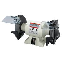 Industrial Bench Grinders, 8 in, 1 hp, Single Phase, 3,450 rpm