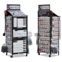 Mig-Tig and Gouging Display includes 1052 Selling Units