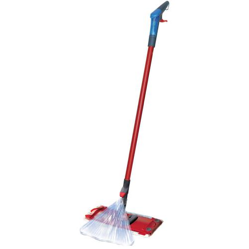 Vileda 1Vileda 1-2 Spray and Clean Mop System Red Ref -2 Spray and Clean Mop System Red Ref 0909200