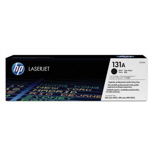 HP 131A Laser Toner Cartridge Page Life 1520pp Black Ref CF210A