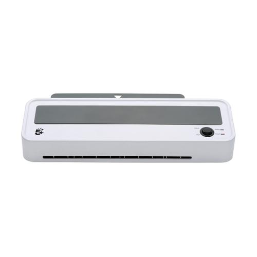 5 Star Office Hot and Cold A4 Laminator Up to 2x125micron Pouches