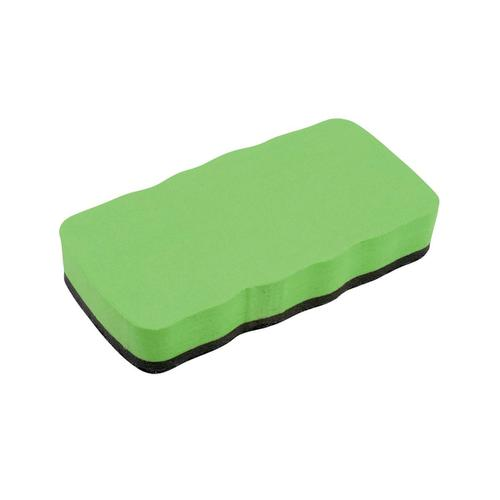 5 Star Elite Drywipe Eraser Magnetic Lime Green by The OT Group, 108527