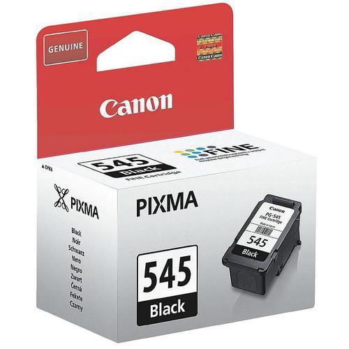 Canon PGI-545 Inkjet Cartridge Page Life 180pp 8ml Black Ref 8287B001