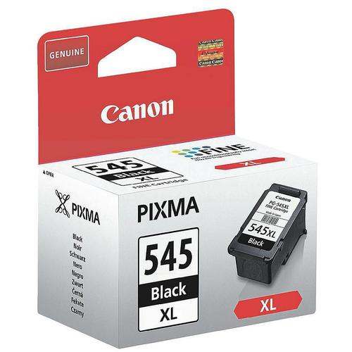 Canon PGI-545XL Inkjet Cartridge High Yield Page Life 400pp 15ml Black Ref 8286B001