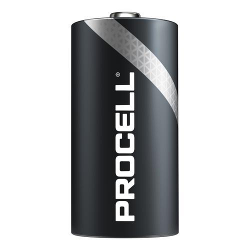 Duracell Procell Battery Alkaline 1.5V C Ref 5007609 [Pack 10]