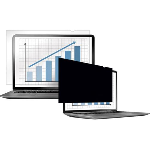Fellowes Blackout Privacy Filter 14.0in Widescreen 16:9 Ref 4812001