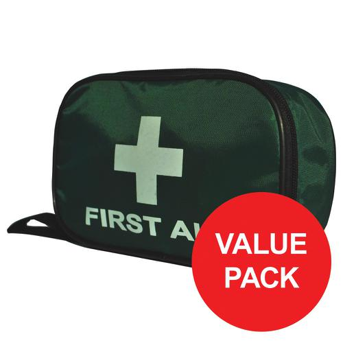 Wallace Cameron BS 8599-2 Compliant First Aid Travel Kit Small Ref 1020208