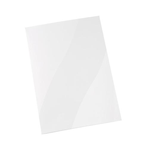5 Star Office Corporate Presentation Folder A4 Gloss White [Pack 50] by The OT Group, 113667