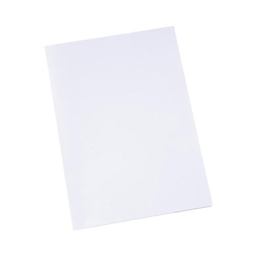 5 Star Office Corporate Presentation Folder A4 Matt White [Pack 50] by The OT Group, 113669