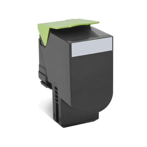 Lexmark 802HK Laser Toner Cartridge Return Programme High Yield Page Life 4000pp Black Ref 80C2HK0