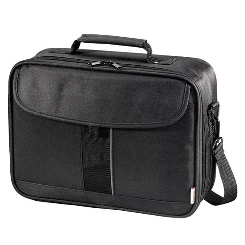 Hama Sportsline Padded Projector Bag Large W390xD270xH150mm Black Ref 101066