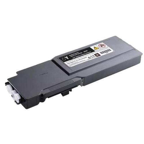 Dell C3760/C3765dnf Laser Toner Cartridge High Capacity Page Life 5000pp Yellow Ref 593-11116