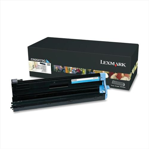 Lexmark Imaging Drum Unit Page Life 30000pp Cyan Ref C925X73GG