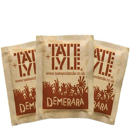 Tate & Lyle Brown Sugar Sachets Ref 410787 [Pack 1000]