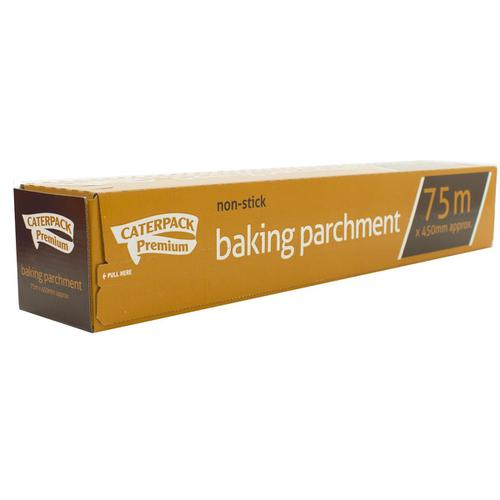 Caterpack Baking Parchment 450mm x 75 Metres Ref 0185