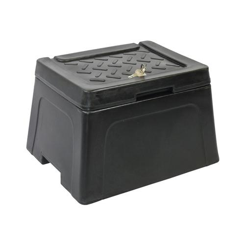 Mini Grit Bin Lockable with Scoop