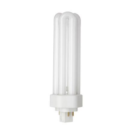 Tungsram 42W 4pin Hex Plugin GX24q-4 Fluo Bulb Dim 3200lm 135V EEC-A White Ref46314 *Upto 10Day Leadtime*