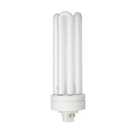 Tungsram 57W 4pin Oct Plugin GX24q-5 Fluo Bulb Dim 4300lm 175V EEC-A CoolWht Ref45201*Upto 10DayLeadtime*