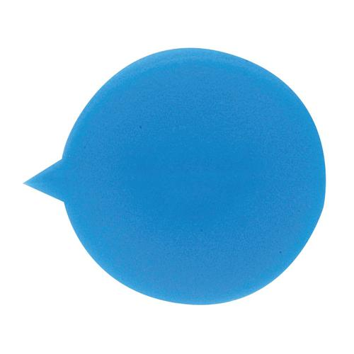 Security Seals Plain Round Blue [Pack 500]