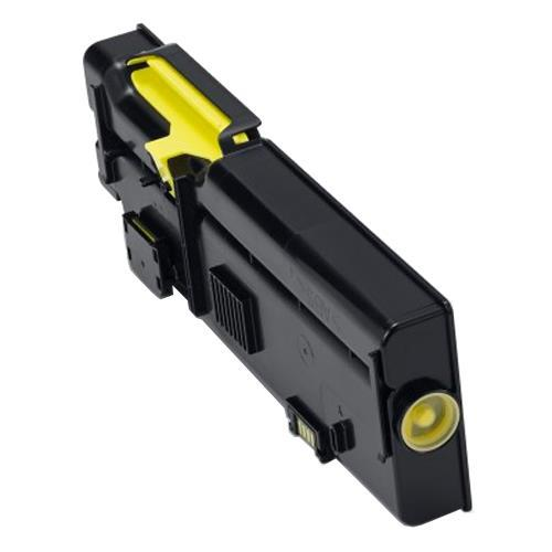 Dell YR3W3 Laser Toner Cartridge Page Life 4000pp Yellow Ref 593-BBBR