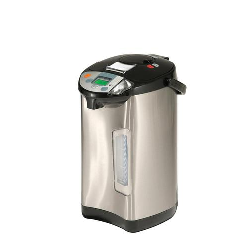 Addis Thermo Pot 5 Litre Stainless Steel & Black Ref 516522