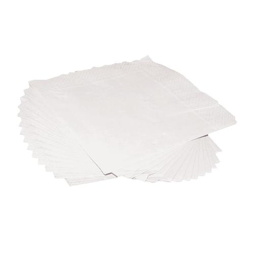 Napkin 2-Ply 250x250mm White [Pack 250]
