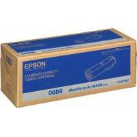 Epson S050698 Laser Toner Cartridge Page Life 12000pp Black Ref C13S050698 *3to5 Day Leadtime*