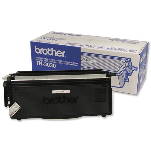 Brother Laser Toner Cartridge High Yield Page Life 3500pp Black Ref TN3030