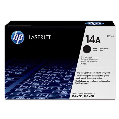 HP 14A LaserJet Toner Cartridges Page Life 10000pp Black Ref CF214A