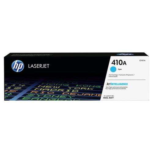 HP 410A Laser Toner Cartridge Page Life 2300pp Cyan Ref CF411A
