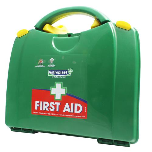 Wallace Cameron Green Box HS3 First-Aid Kit Traditional 50 Person Ref 1002335