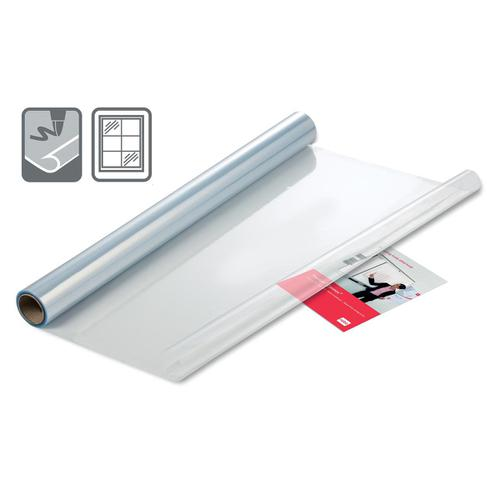 Nobo Instant Film Whiteboard Reusable A1 Clear Ref 1905158 [Roll 25 Sheets]