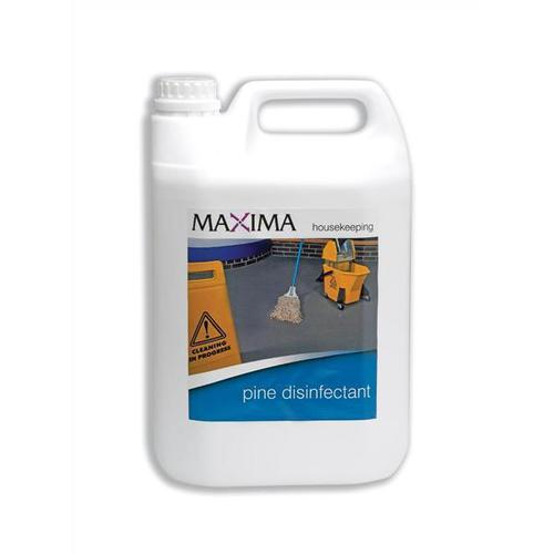 Maxima Pine Disinfectant 5 Litre Ref 1014108 [Pack 2]