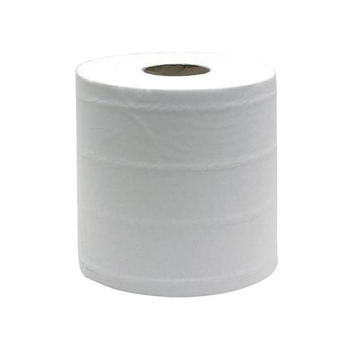 Maxima Centrefeed Roll 3-Ply 180mmx130m White Ref 1105185 [Pack 6]